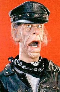 Norman Tebbit Spitting Image