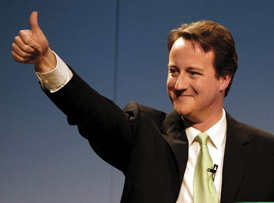 Britain's new PM, David Cameron, has already broken one of Tony ...