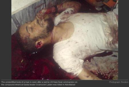 WARNING! Graphic, bloody photos from Abbottabad compound ...